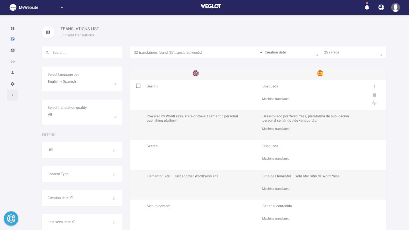 Elementor en Español: hacer un sitio multilenguaje con Weglot